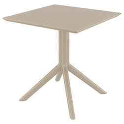 Contemporary Outdoor Dining Tables by Compamia