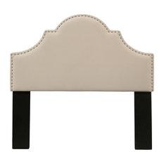 Portman Headboard, Ivory, King