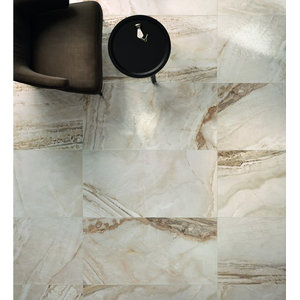 Piston Emerson Vicker 24 X48 Porcelain Field Tile Blue Contemporary Wall And Floor Tile By Ivy Hill Tile