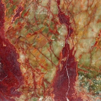 """Multi Red Onyx Solid Polished Finish Floor Tile 12"""" x 12"""", 250 Tiles"""