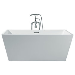Contemporary Bathtubs by Atlas International, Inc.