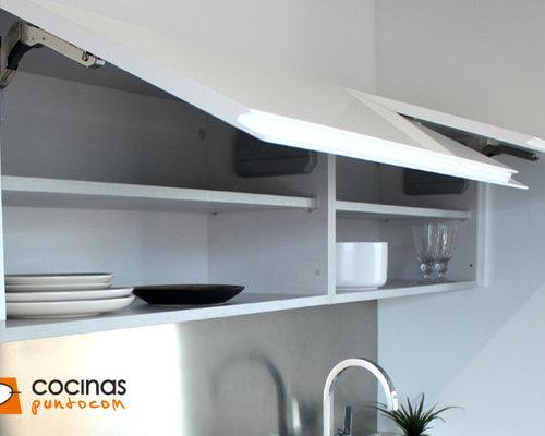 ¿Quieres romper con la uniformidad de tu cocina? - Almacenaje y organización para la cocina