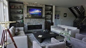 Horsehead Bay Home - Living Room