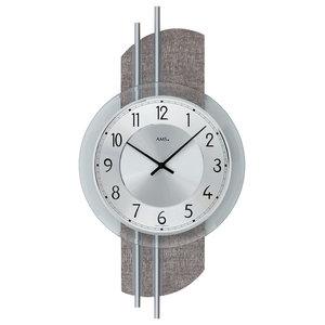 Laodice Quartz Wall Clock, Grey