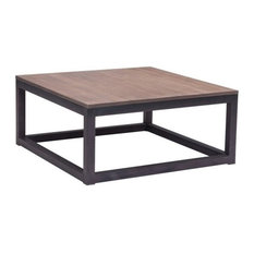 reclaimed wood square coffee tables | houzz