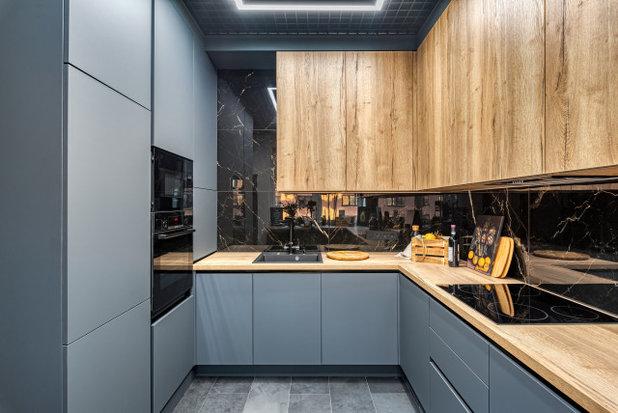 Современный Кухня by Project Group