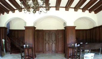 Schloss Kartzow - Innenraumsanierung