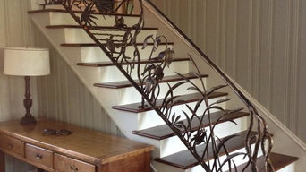 low country handrail
