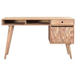 Midcentury Desks And Hutches by Oak Idea Corporation