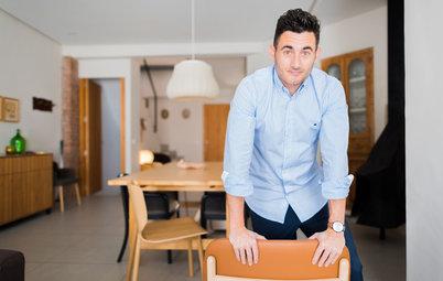 Visita privada: Sabor mediterráneo en la casa de Álex Selma