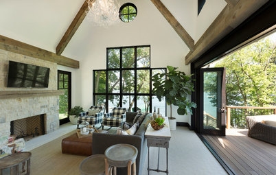 Houzz Tour: Traditional With a Twist in Minnesota