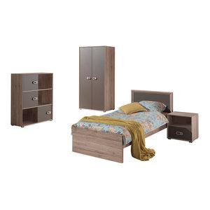 Emma 4-Piece Bedroom Set