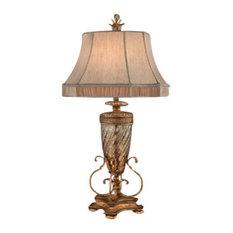 Fine Art Lamps 411310-2 Pastiche Antique Gold Table Lamp