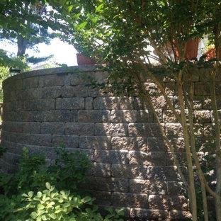 New Hardi Cement Board Siding, Azek Trim, Pella Windows,  and 8 ft Full Block Ga