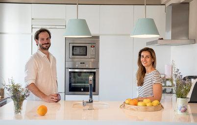 En casa de... Silvia Moreno, creadora de 'Cenas Adivina'