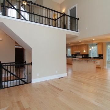 Living room overlook