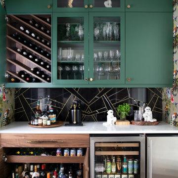 Little 5 Points Modern Kitchen