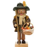 Christian Ulbricht Nutcracker, Harvest