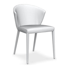 Amelie Dining Chair, Optic White