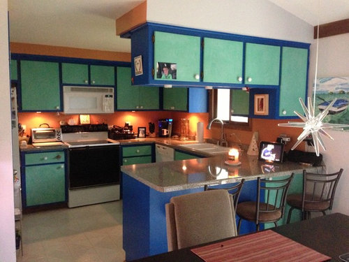 Crazy Kitchen Cabinets