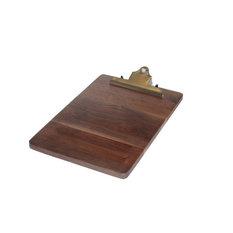 Walnut Standard Clipboard