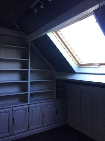 Visite privée: Rénovation d'une maison classée à Nogent-sur-Marne