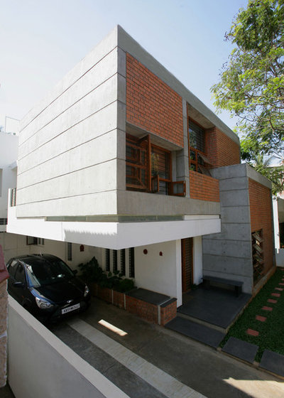 Exterior by Kamat & Rozario Architecture