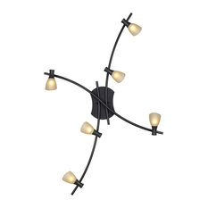 track lighting styles transitional. beautiful lighting eglo usa  track light with antique brown finish and white glass  lighting kits inside styles transitional
