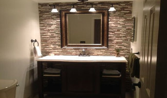 Bathroom Lights and Outles