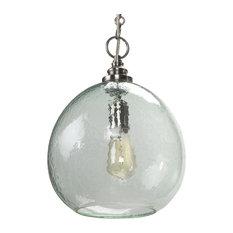 50 most popular dome pendant lights for 2018 houzz madeira coastal beach recycled glass float pendant pendant lighting aloadofball Choice Image