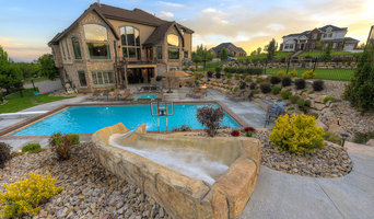 Pool/Spa/Fire Feature Highland, Utah #1