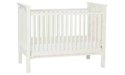 pottery barn cloud crib assembly manual