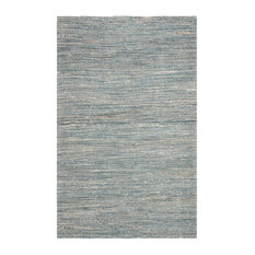 Safavieh Marbella Collection MRB303 Rug, Blue/Ivory, 3' X 5'