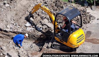Demolition Contractor St. Augustine