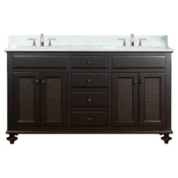 Luxury Transitional Bathroom Vanities And Sink Consoles by Water Creation