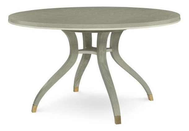 "899-305 54"" Round Dining Table"