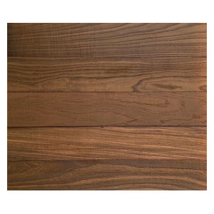 "5""x2' Smart Paneling 3D Oak Wall Planks DIY Old Wood, Set of 12, 10 SF"