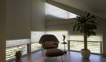 Modern Corner Double Blinds