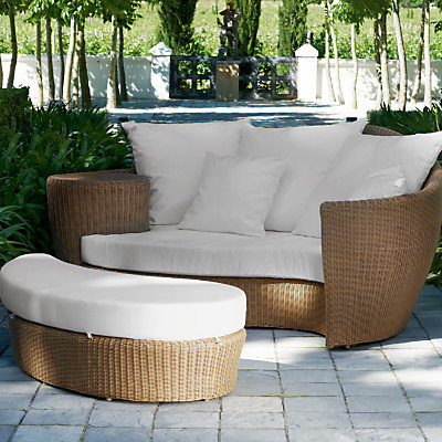 Modern Outdoor Chaise Lounges by John Lewis & Partners