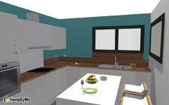Cuisine choix cr dence et couleur mur for Credence bleu canard