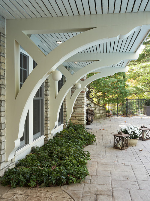 Porch Brackets Houzz
