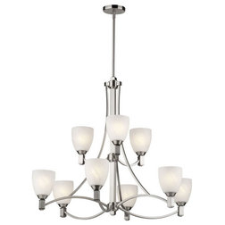 Ideal Transitional Chandeliers by Lighting Lighting Lighting