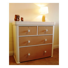 Upcycled Victorian Chest of Drawers