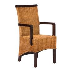 Roma Rattan Dining Chair