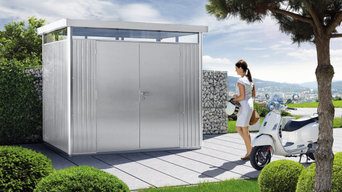 The Biohort Highline Designer Shed