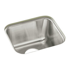 """Sterling UCL1515 SpringDale 14-1/4"""" Single Basin Undermount - Stainless Steel"""