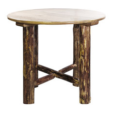 Glacier Country Counter Height Bistro Table