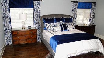 Schoultz Master Bedroom - Atlanta, GA