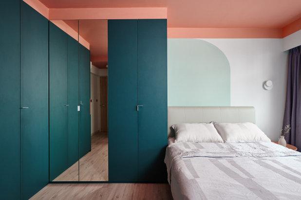Современный Спальня by EightyTwo