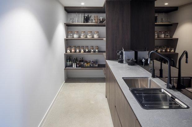 Industrial Kitchen by Retreat Design
